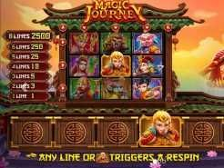 Magic Journey Slots